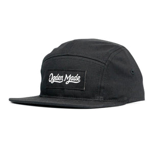Headwear Black Kids Allen 5-Panel hat
