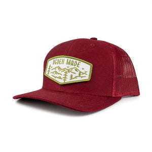Headwear Cardinal Camp Hat - Curved Bill