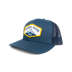 Headwear Navy Ridge Hat