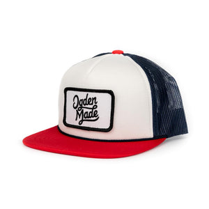 Headwear Red / White / Blue Kid's Lewis Hat
