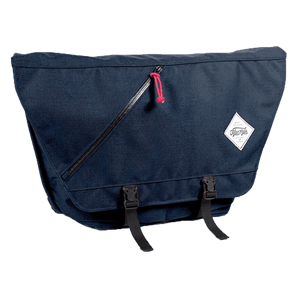 Messenger Bag Dark Navy Junction City Messenger - Full