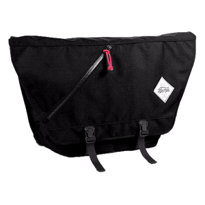 Messenger Bag Pitch Black Junction City Messenger - Full