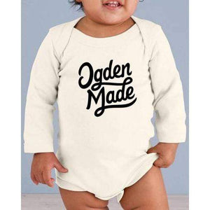 Natural / NB Baby Onesie