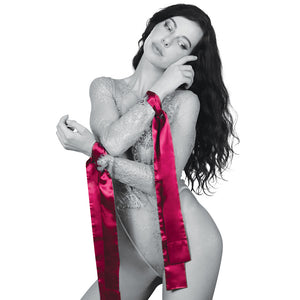 Enchanted Silky Sash Restraints