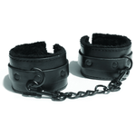 Load image into Gallery viewer, Shadow Fur Handcuffs Bondage