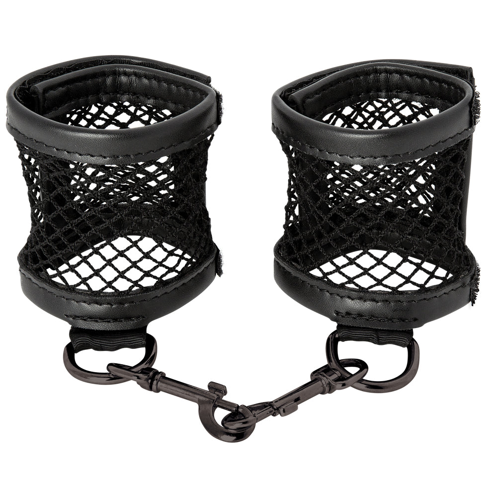 Fishnet Cuffs