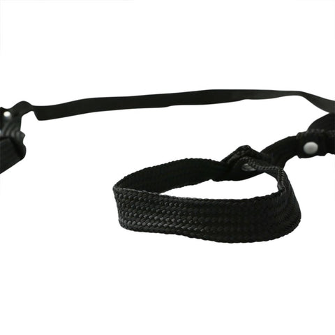 Adjustable Rope Restraints