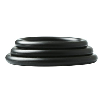 Set of 3 Rubber Cock Rings