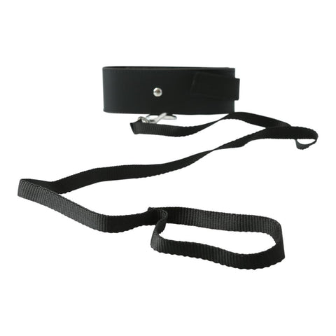 Black Leash & Collar Collars