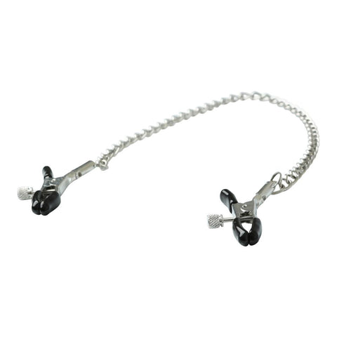 Image of Chained Nipple Clamps Nipple Clamps