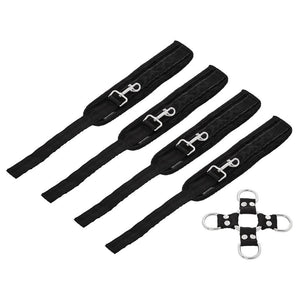 5 Piece Hog Tie & Cuff Set Hogties