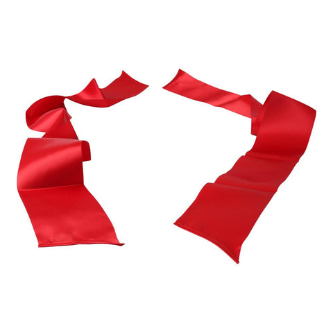 Image of Silky Sash Restraint, Red