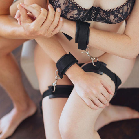 Image of Thigh & Wrist Cuff Set Cuffs