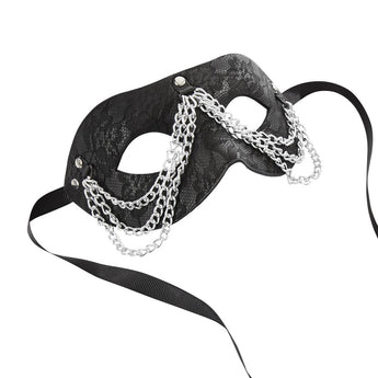 Chained Lace Mask Mask