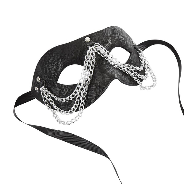 Chained Lace Mask