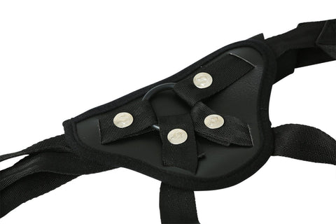 Image of Entry Level Strap On, Black Strap Ons