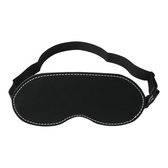 Edge Leather Blindfold Blindfold