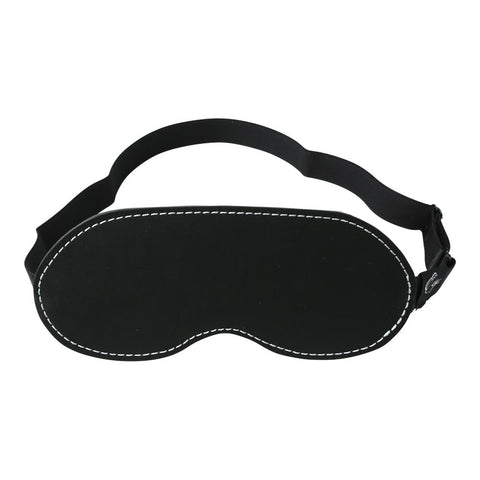 Image of Edge Leather Blindfold Blindfold