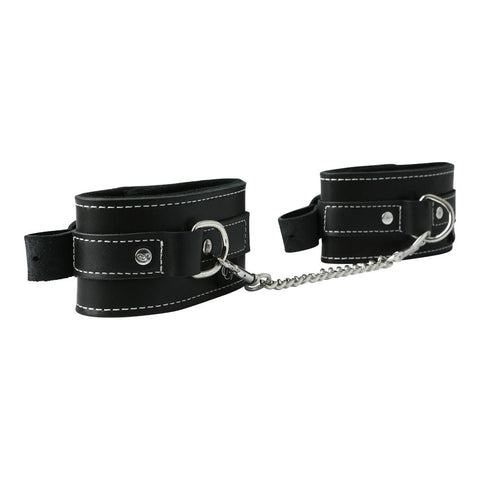 Image of Leather Ankle Restraints Restraints