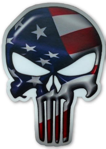 US Defender Reflective Decal - FrontLine Designs, LLC