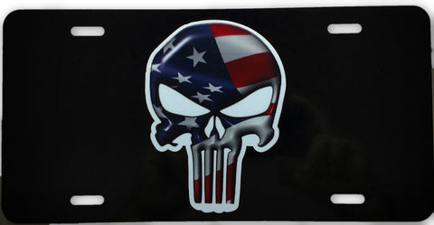 US Defender License Plate - FrontLine Designs, LLC