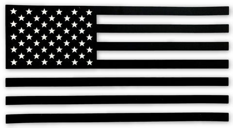 US Flag Subdued Decal - FrontLine Designs, LLC