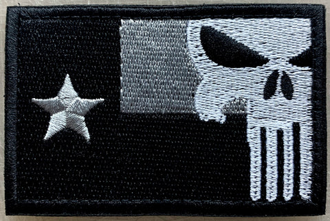 Texas State Flag Defender Patch