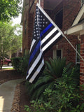 Flag - US Blue Line Flag
