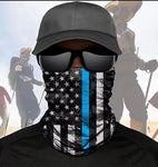 US Flag Neck Gaiter