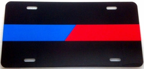License Plate - Public Safety License Plate