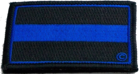 Patch - Blue Line Patch