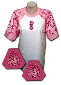 Breast Cancer Awareness Shirts - FrontLine Designs, LLC
