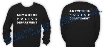 Long Sleeve Raid Shirts - FrontLine Designs, LLC
