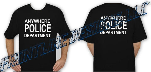 Raid Shirts - FrontLine Designs, LLC