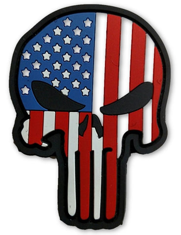 US Flag Defender 2D Subdued Patch - FrontLine Designs, LLC