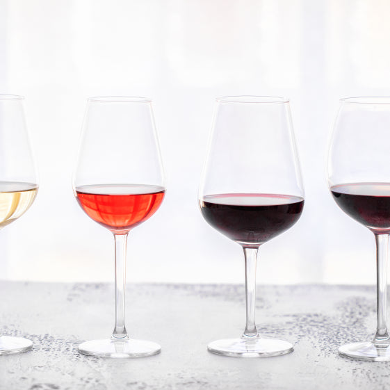 Wine for Beginners: 5 Different Types of Wine Explained