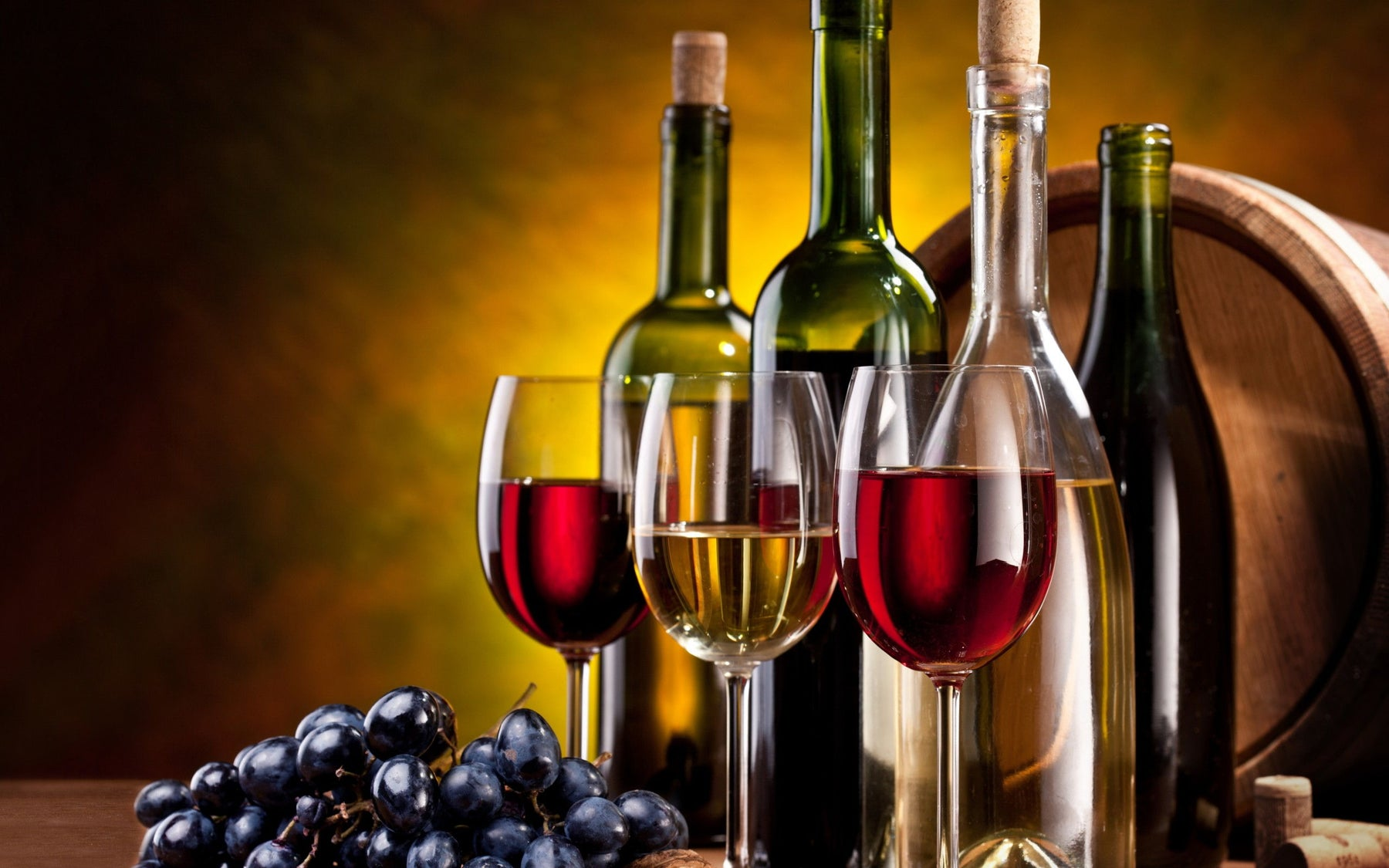 Less Sulphites in Craft Produced Wine