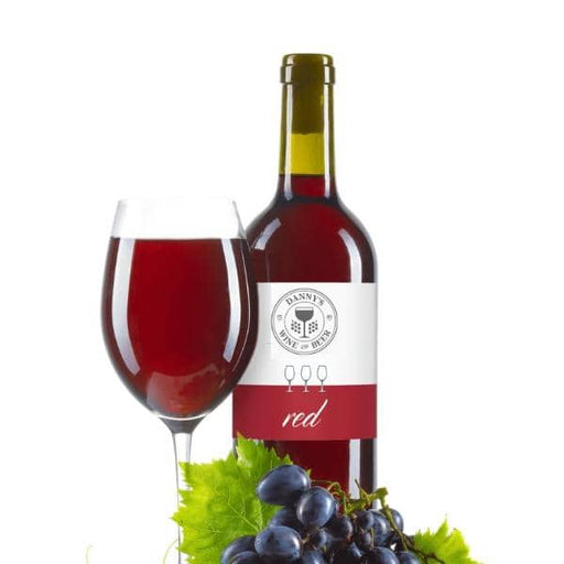 PREMIUM WINE KITS - Okanagan Meritage Style - Cru International With Dried Grape Skins