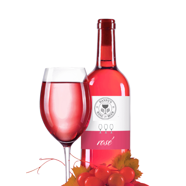 4 WEEK WINE KITS - White Zinfandel, California - Rose Original Series Wine Kit