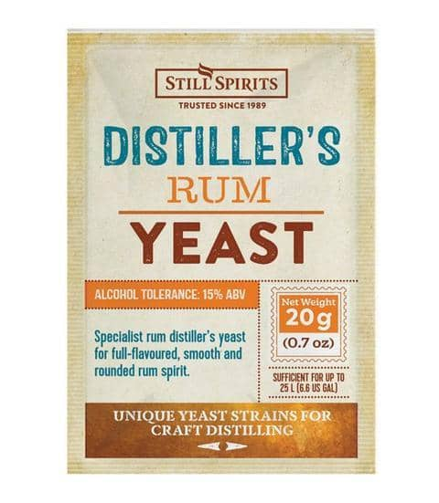 Still Spirits Distiller's Rum Yeast