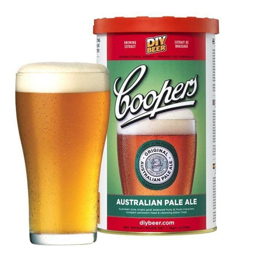Australian Beer - Pale Ale - Coopers