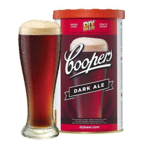 BEER KITS - Coopers Dark Ale