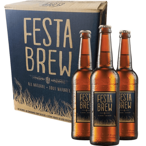 BEER KITS - Festa Brew Brown Ale