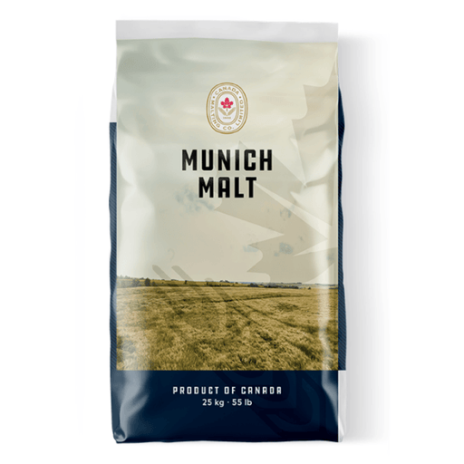 GRAINS - Light Munich Malt - 55lb
