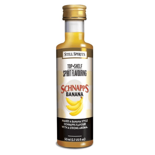 ESSENCES - Banana Schnapps Still Spirits