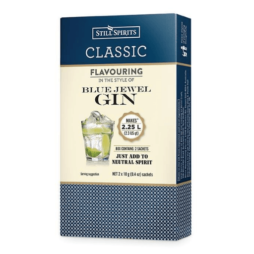 ESSENCES - Blue Jewel Gin Still Spirits Classic