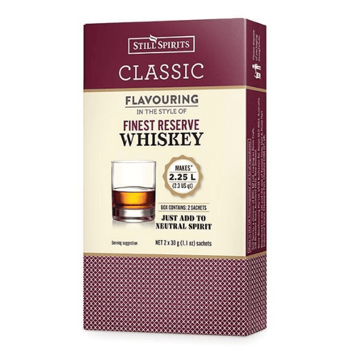 ESSENCES - Classic Finest Reserve Whiskey