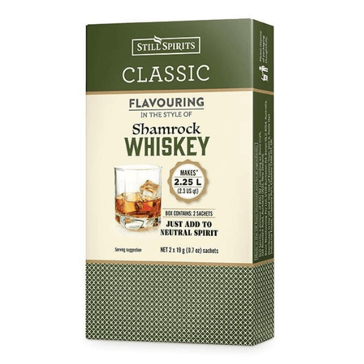 ESSENCES - Classic Shamrock Whiskey Still Spirits