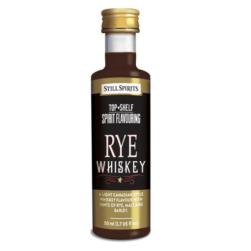 ESSENCES - Rye Whiskey