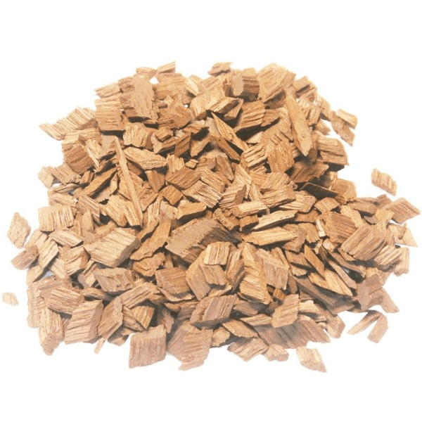 Light Oak Chips 100g